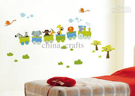 wall art stickers tree wall stickers wall decor wall decals funlife wall stickers wall art cartoon wall stickers kids wall stickers vinyl wall  on wall art decal nursery with hot sale removable animal train wall stickers nursery wall stickers