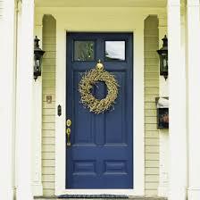 exterior doors. Blue Exterior Door Doors