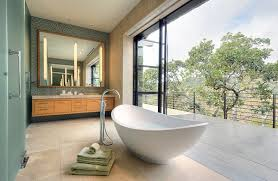 bathroom modern freestanding tubs are both ergonomic and aesthetic popular bathroom trends grandeur freestanding bathtubs