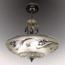 cute art deco glass chandelier 34 frosted shade vintage 1930s ceiling awesome light fixtures shades bulbs uplighter lighting australia fixture parts