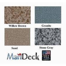 no seamed 34 mil marideck flooring