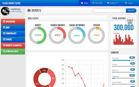 Chart Icon Bootstrap Elang Admin Theme Buy It For 18 00 Now