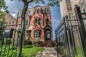 chicago brownstones for sale. Brilliant Chicago REMAX Broker Hasani Steele Joins Development Team To Restore 19th Century  Brownstone Rowhouse On Chicagou0027s South Lakefront In Chicago Brownstones For Sale S