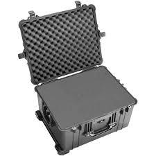 Pelican Case Size Chart Pelican 1620 Case With Foam Black