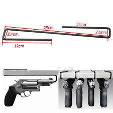 steel Universal <b>Gun</b> Clip Holster for Semi Automatic <b>Handguns</b> Low ...