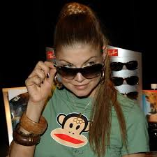 Forgotten Fashion Icon: Fergie in 2005 - PAPER