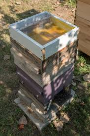 picture of no drowning hive top feeder