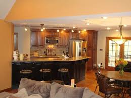 Matching Living Room And Dining Room Furniture Kitchen Living Room And Dining Room Together Rustic Wooden Coffee