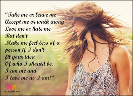 I Love Me Quotes Awesome 48 Love Me Or Hate Me Quotes That SCREAM Attitude