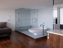 bathroom design bathrooms glass wall how to show bathroom designs in your home best advice for bathroom des