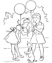 Small Picture 159 best Kids Summer Coloring Fun images on Pinterest Drawings