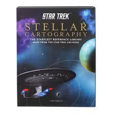 Amazon Com Star Trek Stellar Cartography The Starfleet