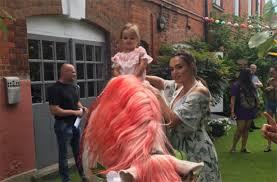 Tamara Ecclestone Causes Controversy With Picture Of Daughter Sophia