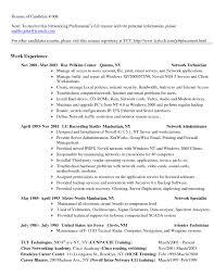 Sample Resume For Computer Hardware Technician New Puter Repair