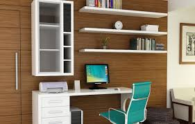 wall shelves for office.  Shelves 8 Small Office Designs You Will Love Floating Shelf Intended For Shelves  Ideas 7  With Wall L