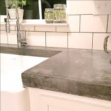 kitchen cement countertop kit grey concrete countertops with decorations 16
