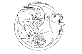 Small Picture Wild kratts coloring pages printable ColoringStar