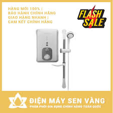 Máy nước nóng trực tiếp có bơm Electrolux EWE351BA-DW 3500W - Made in  Malaysia (Màu trắng)
