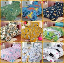toddler bed duvet cover and pillow case