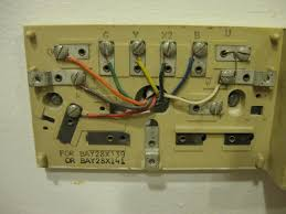 weathertron bay28x139 to honeywell th6220d1002 thermostat thanks again