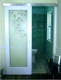 sliding bathroom door frosted glass sliding bathroom door bathroom pocket door frosted sliding barn door bathroom
