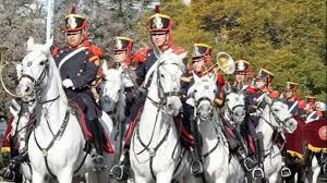 Resultado de imagen para san martin crea regimiento