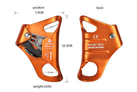 XINDA <b>Outdoor</b> Camping Rock Climbing <b>Chest Ascender</b> Safety ...