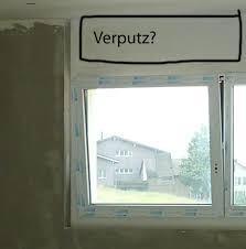 Dringende Frage Zu Den Fensterverputz Innenausbau Bodenbeläge