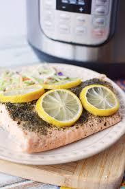 Instant Pot Salmon With Lemon Recipe ...