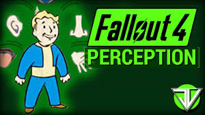 Fallout 4 Perk Chart Perception Perks Analysis S P E C I A L Stats In Fallout 4