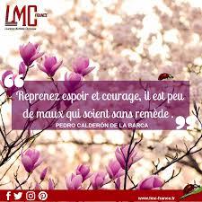 Aujourdhui Cest Une Citation Sous Le Signe De Du Courage Et De L