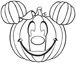 Small Picture Free Printable Pumpkin Coloring Pages For Kids with regard to