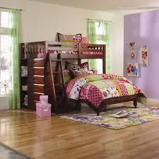 cozy bedroom interior design with cool bunk beds for kids decorating ideas sweet parquet flooring bedroom kids bed set cool