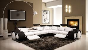 Unique Sectional Sofas With Recliners
