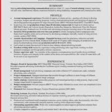 Resume Examples Account Manager Awesome Account Manager Resume ...