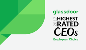 glassdoor created a database of company reviews and ceo ratings as well as interview and benefits information from existing and former employees who post