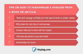 essay tips archives blog how to paraphrase a passage from a book practical tips