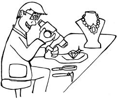Ảnh đẹp: Tổng hợp tranh tô màu cho bé theo chủ đề nghề nghiệp - Thư Viện Ảnh