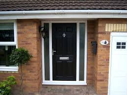 front door with side panel glass s panels without within designs 13