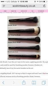 coastal scents brushes uses. coastal scents brushes uses