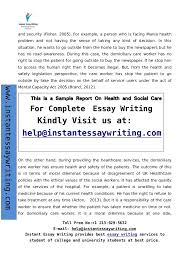 instructions for essay writing family