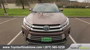 2017 Toyota Highlander Review | Toyota of Gladstone | Oregon - YouTube