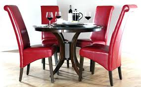 red dining room set oak chairs sets awesome table design e with gl top and red dining room chairs