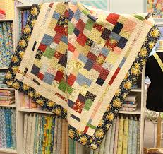 The double slice layer cake quilt. To learn how, check out this ... & The double slice layer cake quilt. To learn how, check out this tutorial  https Adamdwight.com
