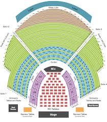 Credible Chastain Park Amphitheatre Seating Chart With Seat