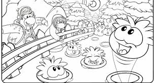 Small Picture disney club penguin coloring pages Archives Cool Coloring Pages
