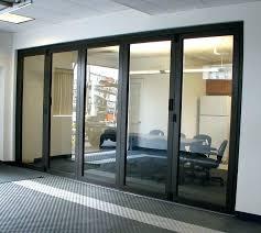 office barn doors hardware with glass panels etched sliding door interior hardw