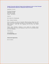 Notice Of Change Address Letter Suitable Thumbnail N Nzdi Info