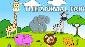 Small Picture THE ANIMAL FAIR Nursery Rhymes Poems For Childrens Rhymes