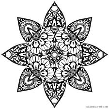 Small Picture trippy coloring pages mushroom stars Coloring4free Coloring4Freecom